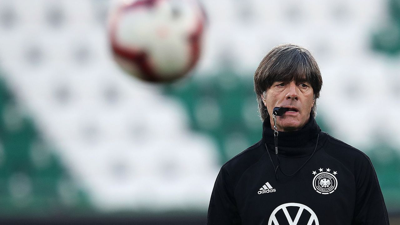 Bundestrainer Joachim Löw - Bildquelle: 2019 Getty Images