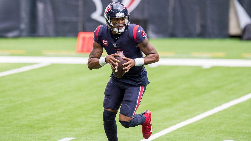 Deshaun Watson spielt seit 2017 bei den Houston Texans. - Bildquelle: imago images/ZUMA Wire