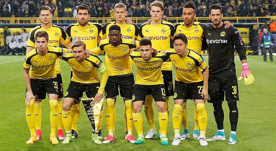 BVB-Einzelkritik gegen Monaco - Bildquelle: Getty Images