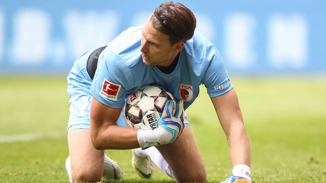 Fabian Giefer (FC Augsburg) - Bildquelle: 2018 Getty Images