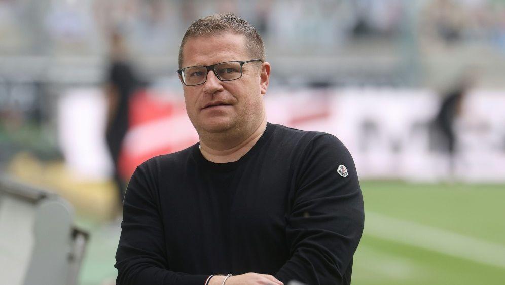 Max Eberl verteidigt die Fußballbranche - Bildquelle: FIROFIROSID