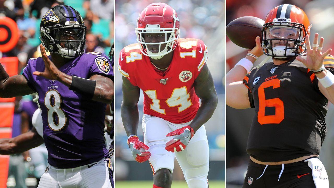 NFL: Die Gewinner und Verlierer von Week 1 - Bildquelle: 2016 Getty Images