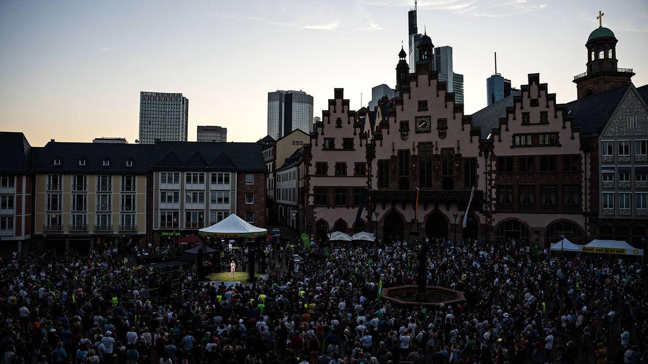 Frankfurt am Main: Fakten - Bildquelle: imago images/Hannes P. Albert