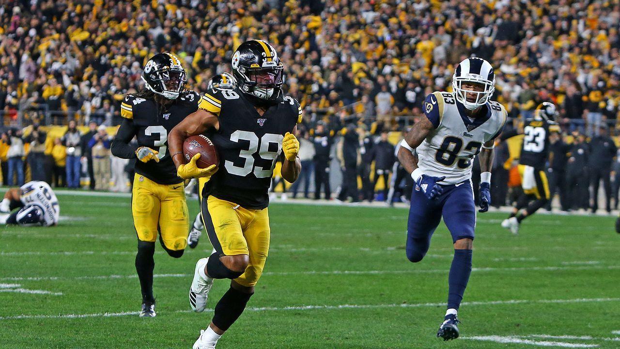 Minkah Fitzpatrick (11. Pick, Pittsburgh Steelers)  - Bildquelle: Getty