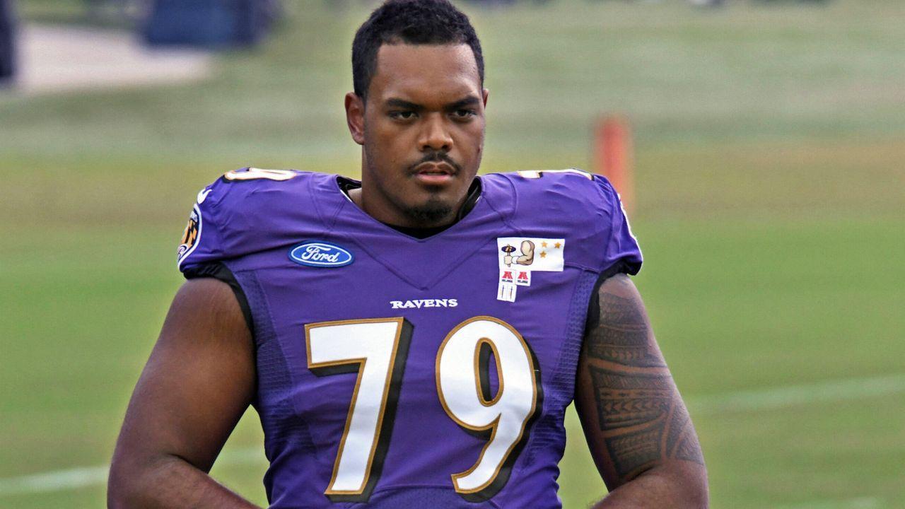 Ronnie Stanley (Baltimore Ravens) - Bildquelle: imago
