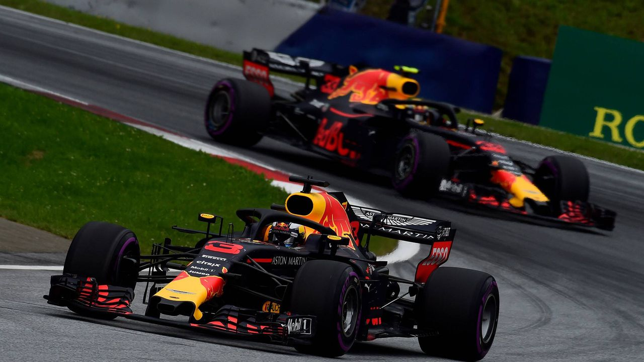 3. Red Bull Racing - Bildquelle: imago/Thomas Melzer