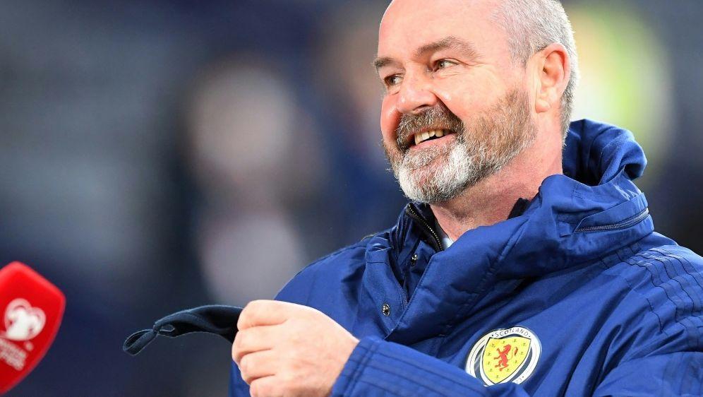 Steve Clark will mit Schottland die Fans begeistern - Bildquelle: AFPSIDANDY BUCHANAN