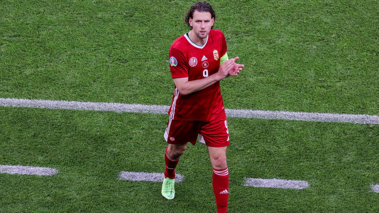 Adam Szalai (Mainz 05) - Bildquelle: imago images/Sports Press Photo