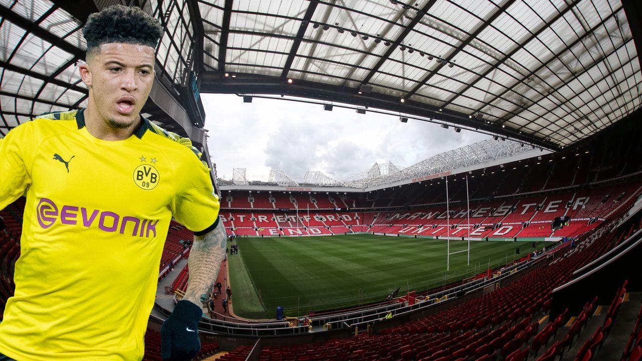 Manchester United  - Bildquelle: imago images/Focus Images