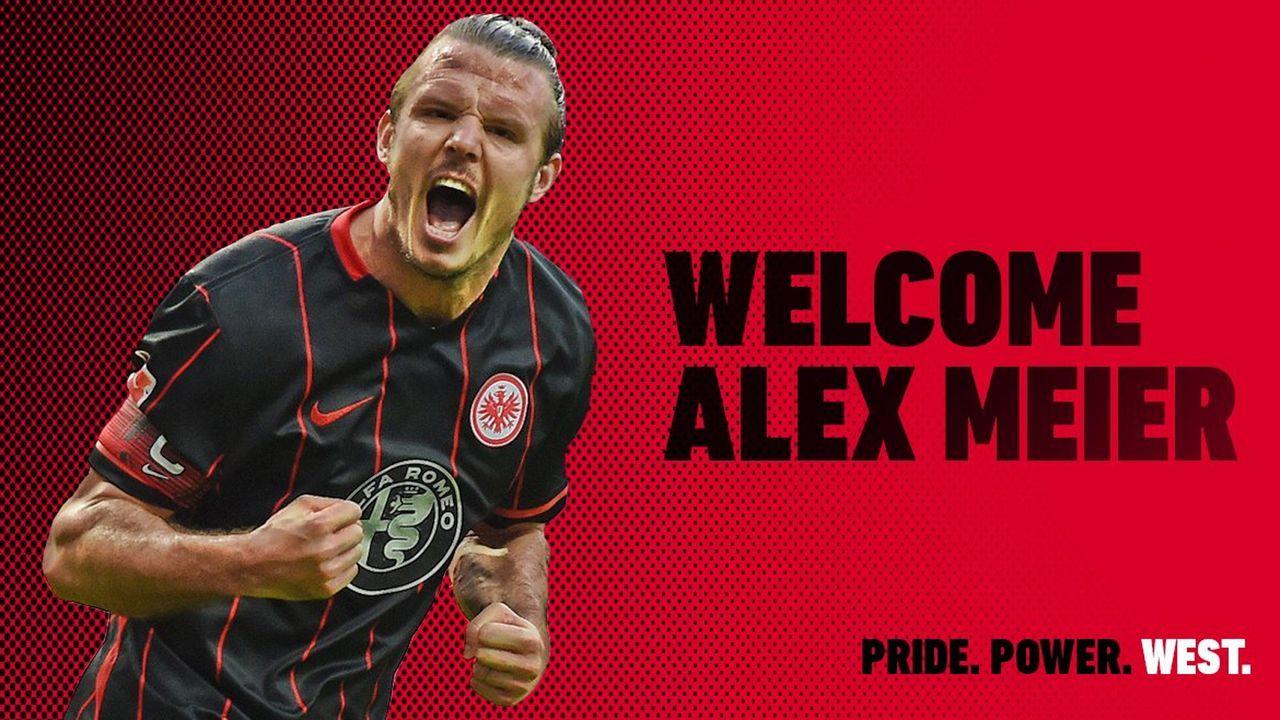 Alexander Meier (Western Sydney Wanderers) - Bildquelle: twitter@wswanderersfc