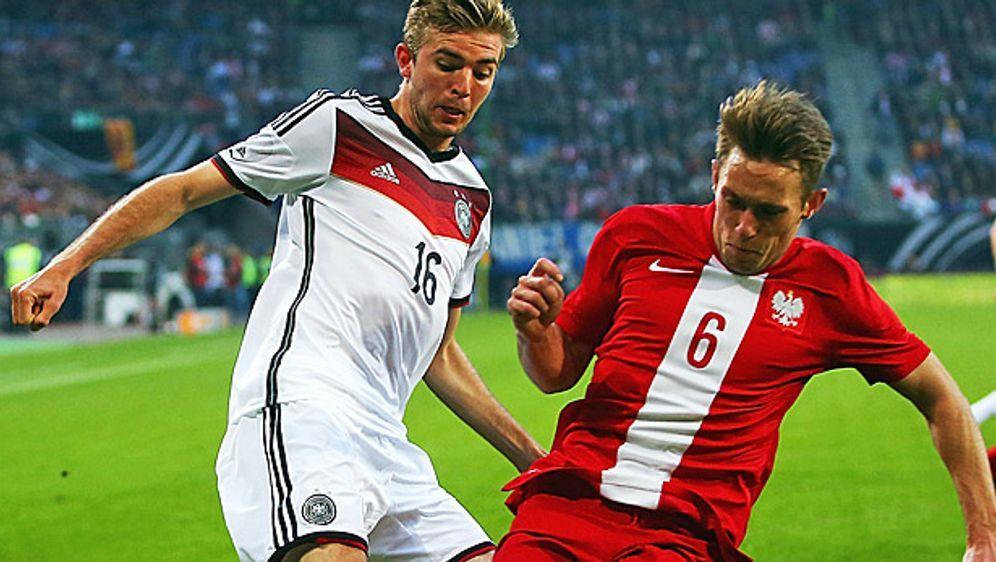 Deutschland Polen Spielort