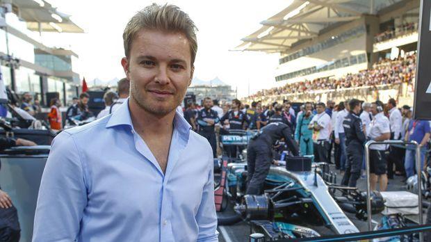 Nico Rosberg - Bildquelle: imago/HochZwei