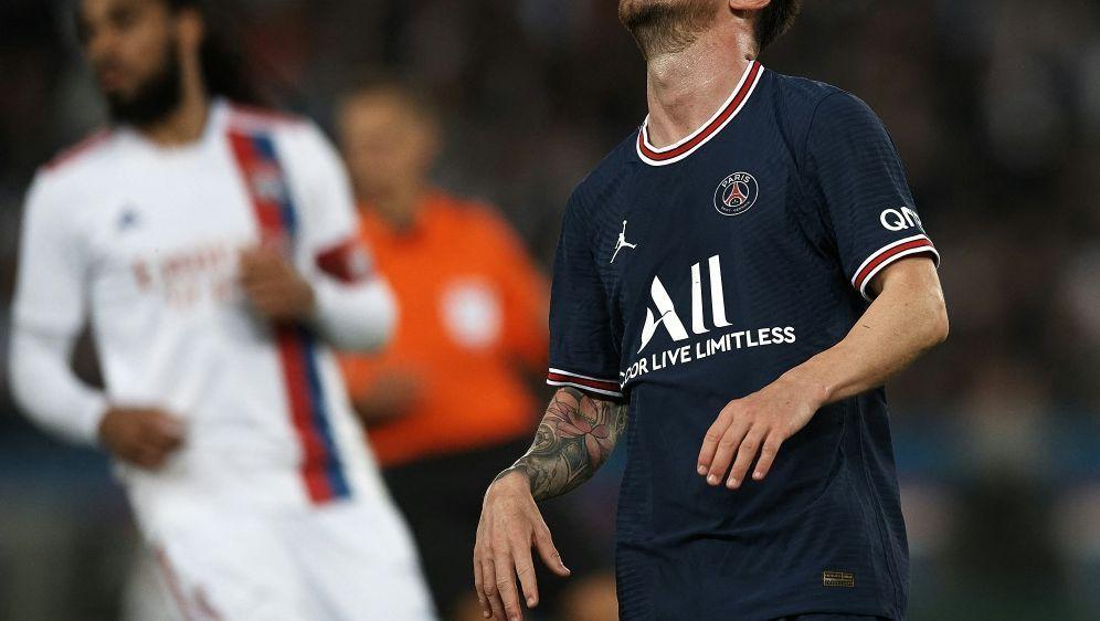 Lionel Messi kann sich über einen Sieg freuen - Bildquelle: AFPSIDJOSE HERNANDEZ