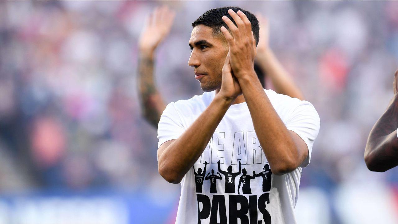 Platz 7: Paris Saint-Germain (Frankreich) - Bildquelle: Imago Images