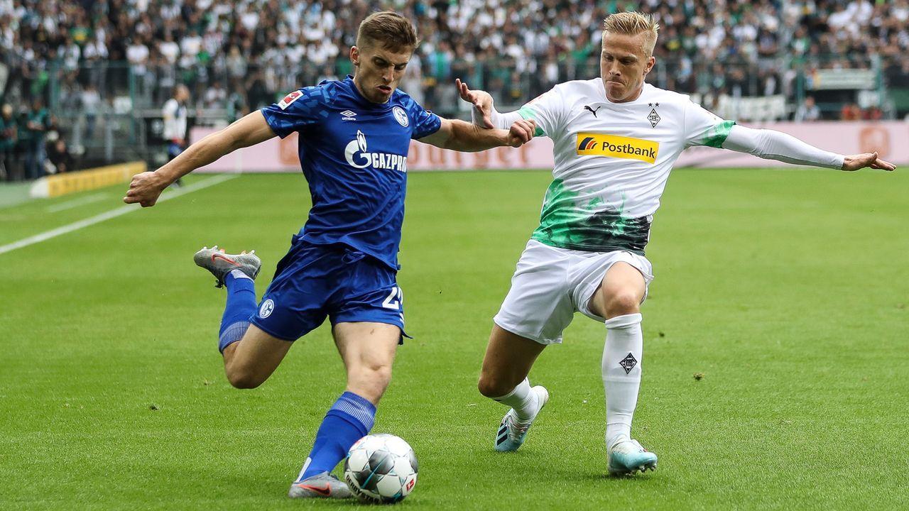 Borussia Mönchengladbach vs. Schalke als Dauerbrenner am 1. Spieltag - Bildquelle: 2019 Getty Images