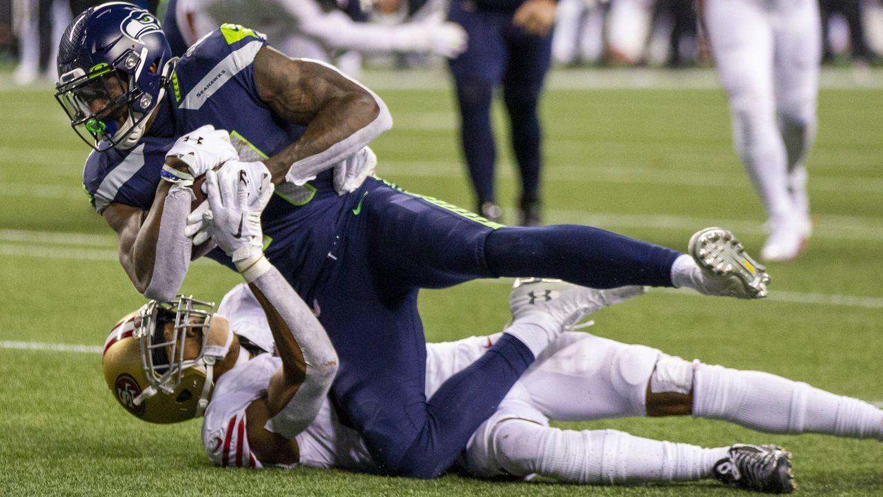 Platz 6: Seattle Seahawks (11-5, letzte Woche Platz 6) - Bildquelle: imago images/UPI Photo