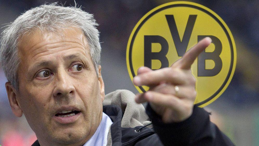 Lucien Favre soll Borussia Dortmund wieder auf Erfolgskurs bringen - Bildquelle: Imago