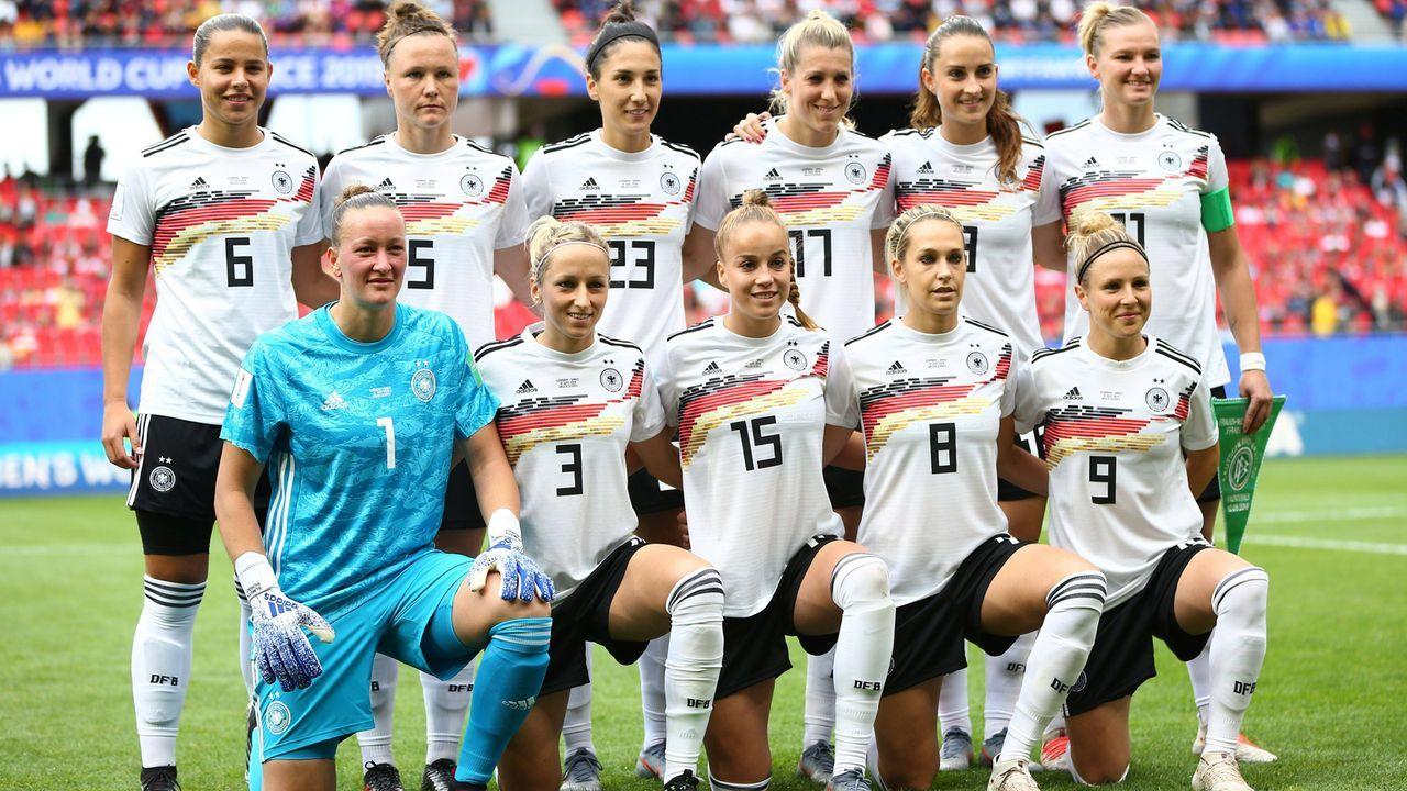 Vergleich: Prämien bei der Frauen-Weltmeisterschaft  - Bildquelle: imago images / Hartenfelser