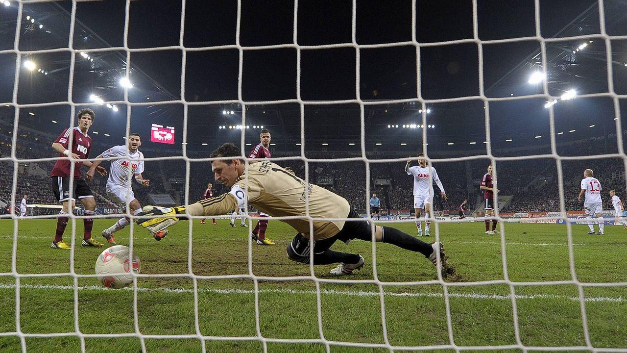 Raphael Schäfer (1. FC Nürnberg)  - Bildquelle: imago sportfotodienst