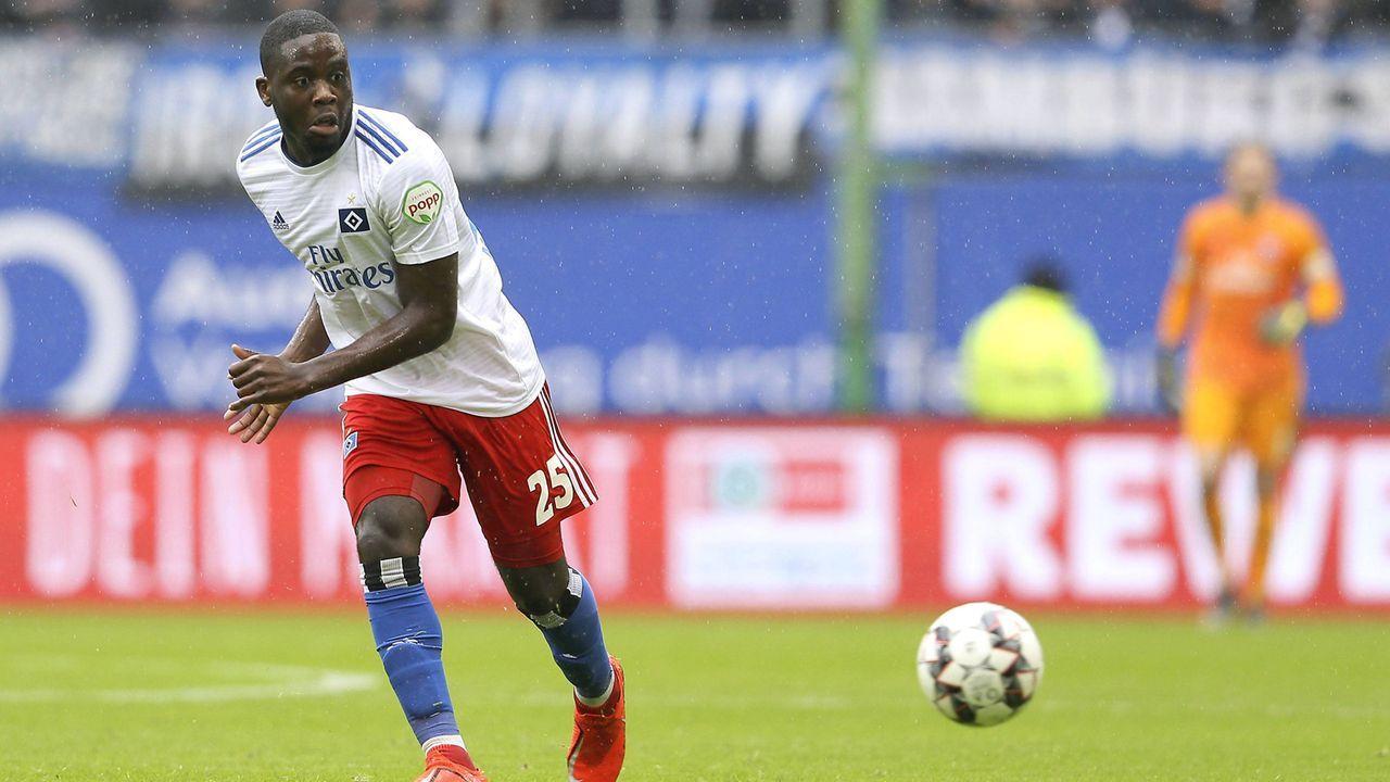 Orel Mangala (Hamburger SV) - Bildquelle: Imago