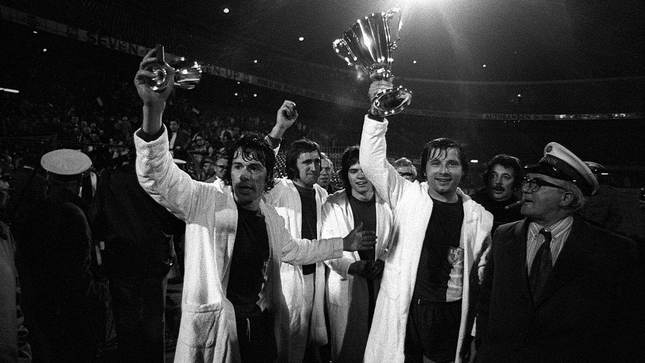 Magdeburg war Europapokalsieger der Pokalsieger - Bildquelle: imago