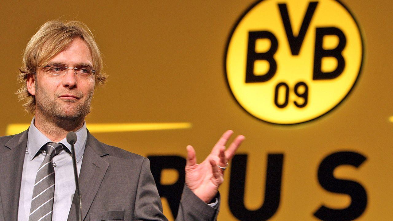 Trainer: Jürgen Klopp - Bildquelle: 2008 Getty Images
