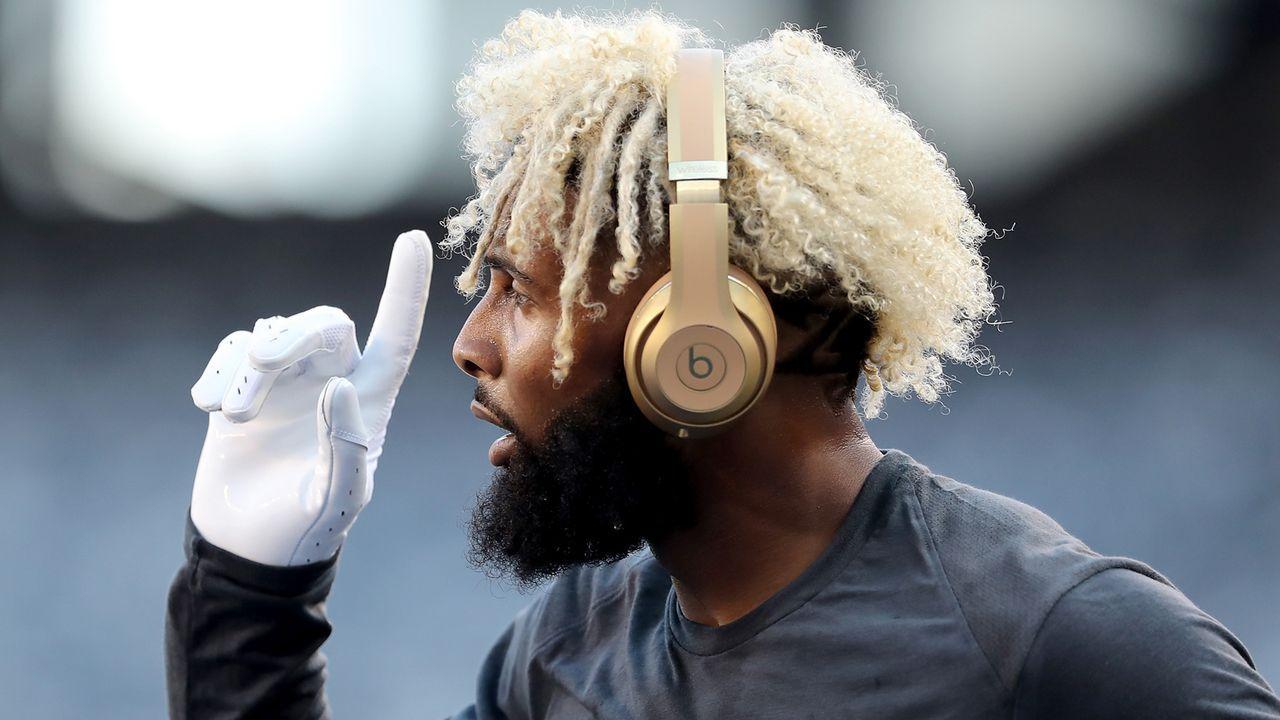 Cleveland Browns: Odell Beckham Jr. - Bildquelle: 2018 Getty Images