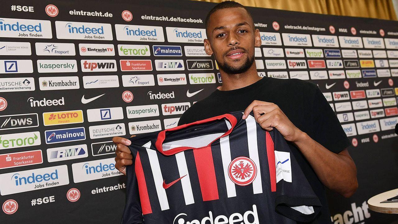 Eintracht Frankfurt  - Bildquelle: imago images / Jan Huebner