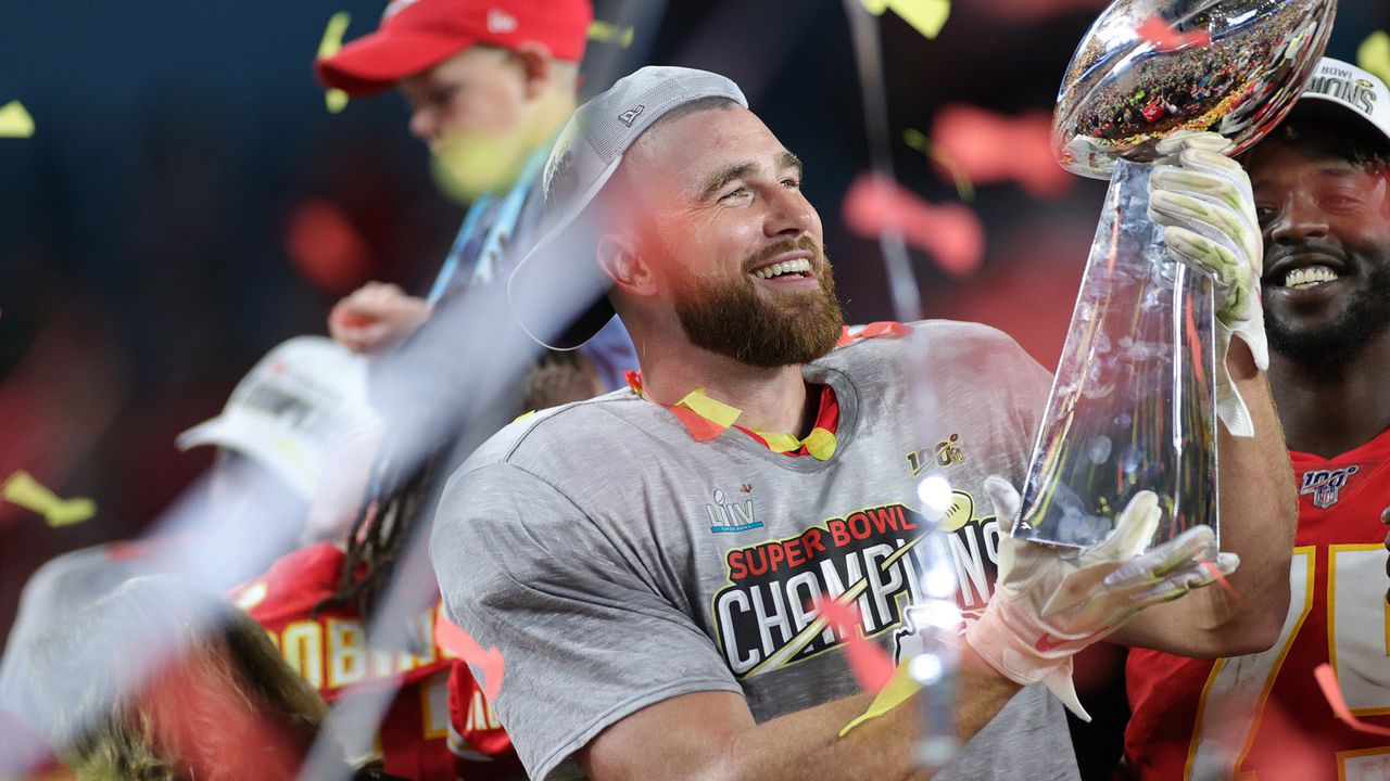 Travis Kelce (Kansas City Chiefs) - Bildquelle: Getty Images