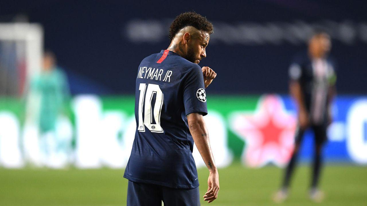 Neymar (Paris Saint-Germain) - Bildquelle: 2020 Getty Images