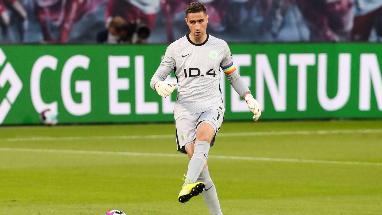 VfL Wolfsburg: Koen Casteels - Bildquelle: Getty Images