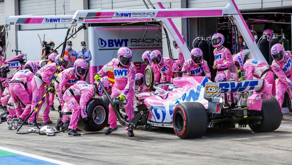 Racing Points könnte möglicherweise das nächste Team von Sebastian Vettel we... - Bildquelle: 2020 Getty Images