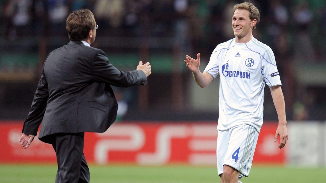Abwehr - Benedikt Höwedes - Bildquelle: imago sportfotodienst
