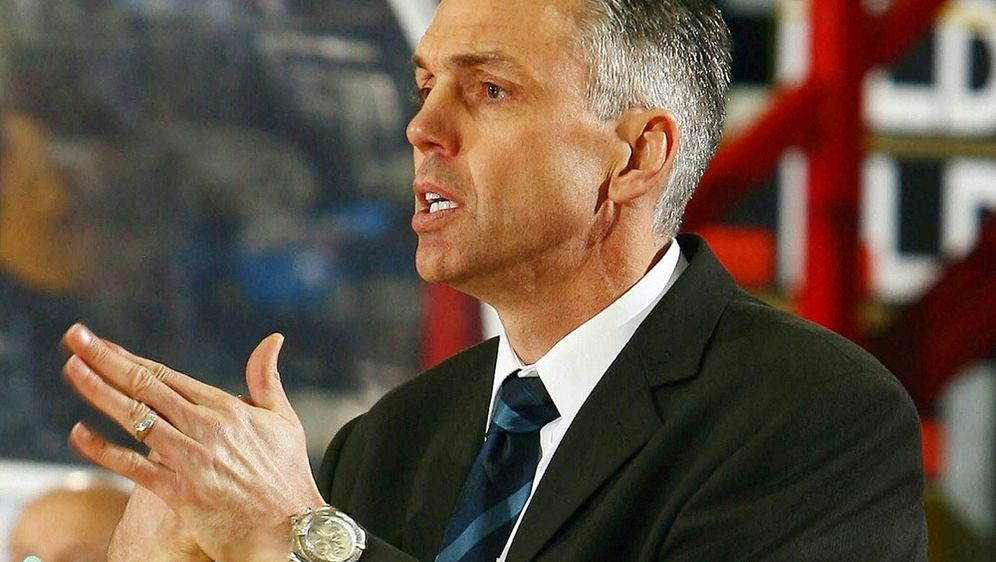 DBB: Gordon Herbert gibt Debüt gegen Estland - Bildquelle: AFP/SID/GIULIO CIAMILLO