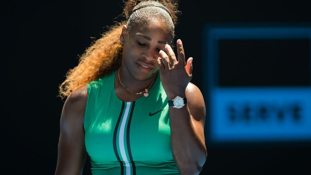 Serena Williams muss verletzungsbedingt abreisen - Bildquelle: PIXATHLONPIXATHLONSID