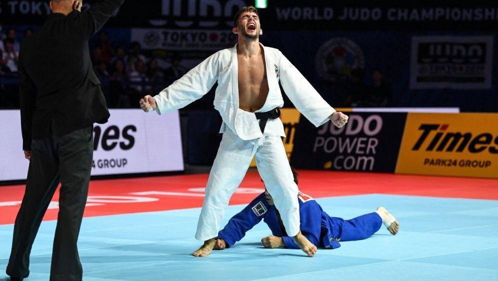 Lombardo bezwingt Seidl bei der Judo-WM - Bildquelle: AFPSIDCHARLY TRIBALLEAU