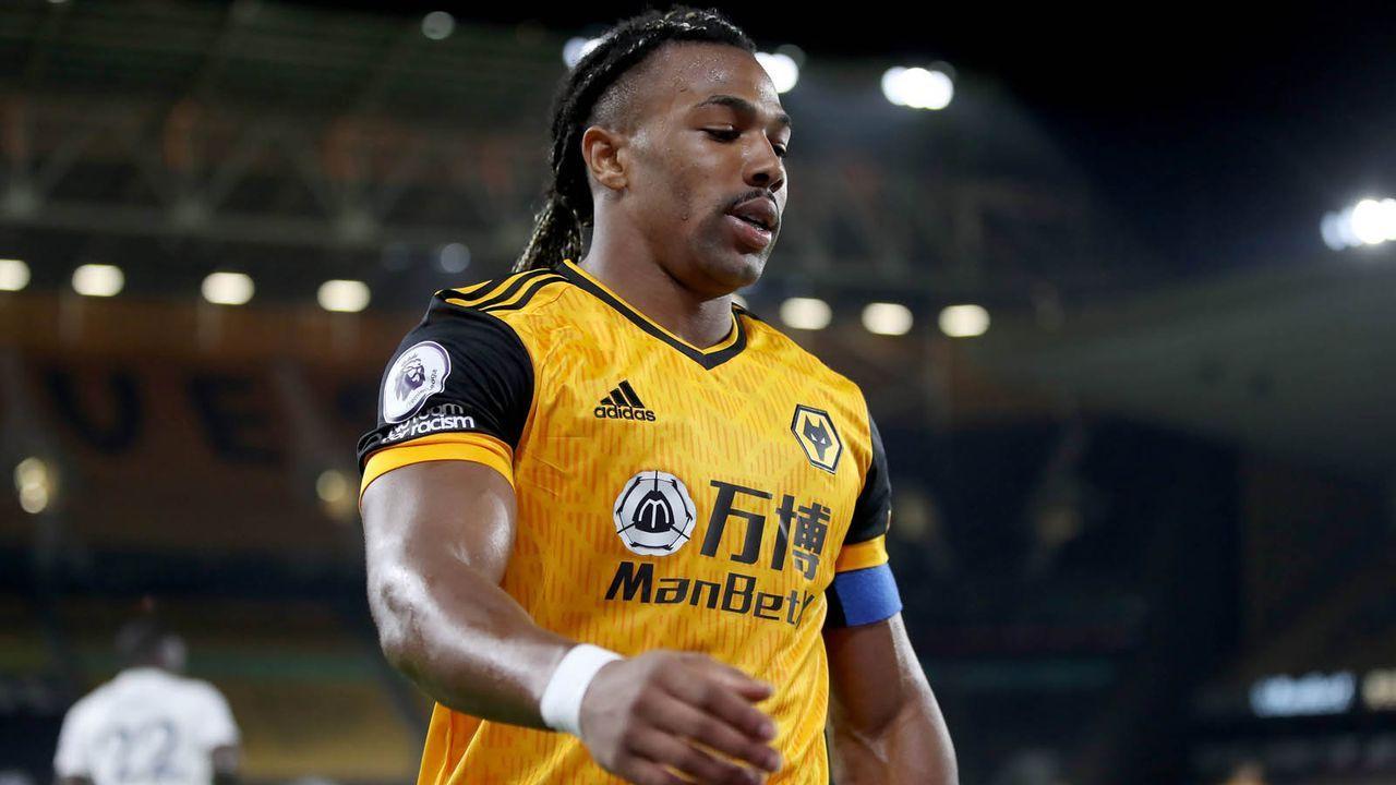 Wolverhamptons Adama Traore wird für zwei Nationalteams nominiert - Bildquelle: imago images/PA Images