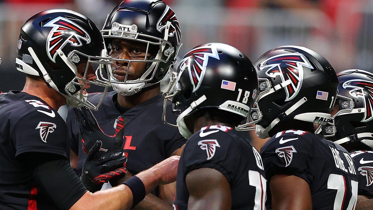 Atlanta Falcons - Wie lange hält das Team noch an Matt Ryan fest - Bildquelle: 2021 Getty Images