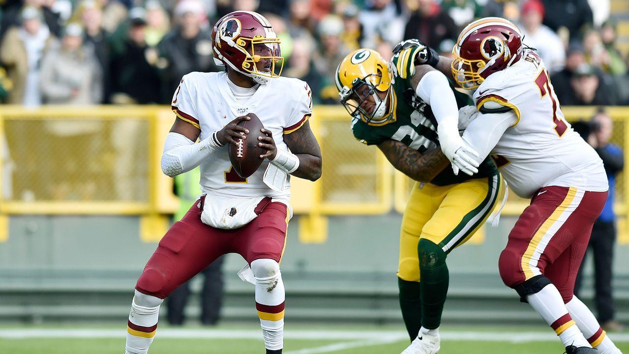 Washington Redskins - Bildquelle: Getty