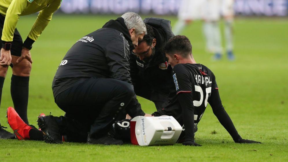 Kai Havertz verletzte sich beim Sieg gegen München - Bildquelle: FIROFIROSID