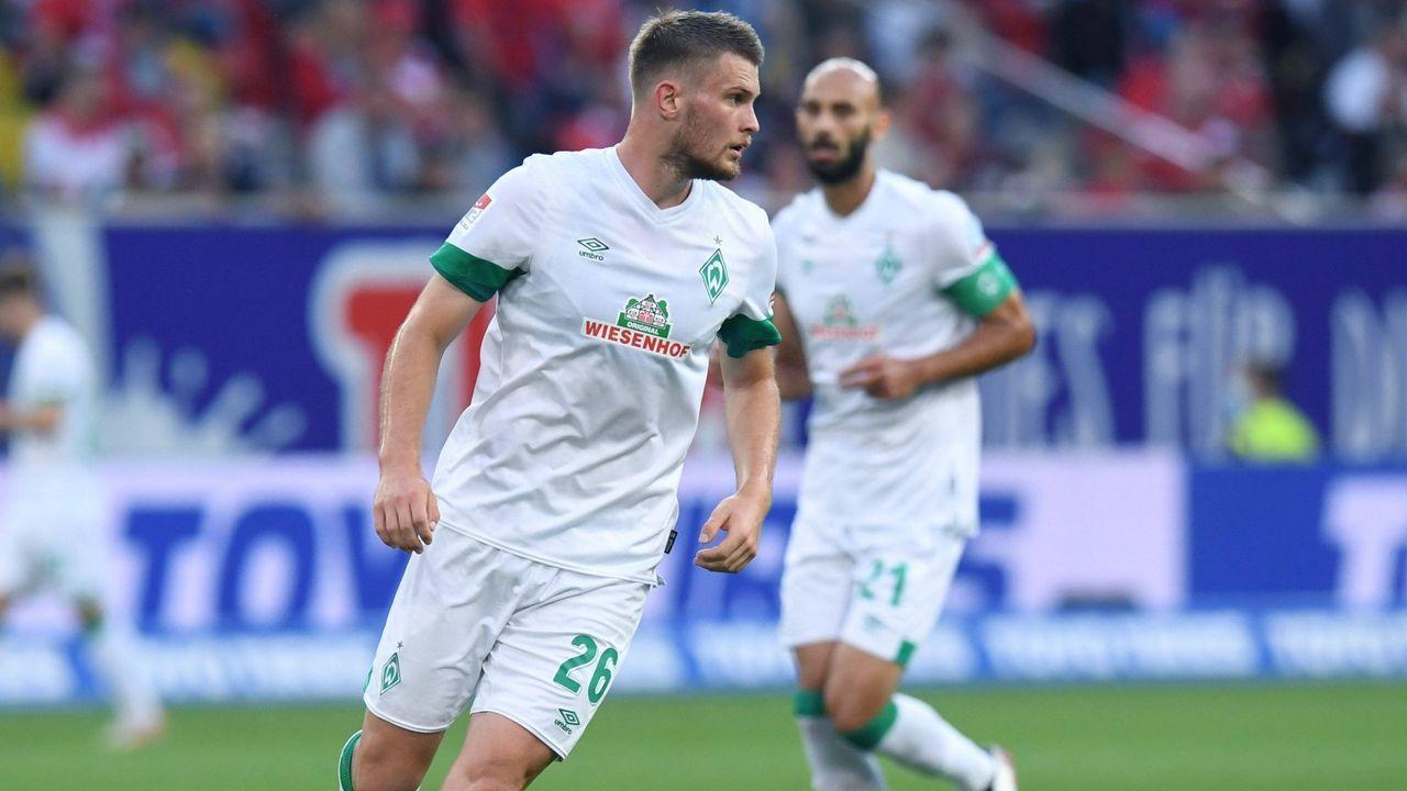 Platz 10: Werder Bremen - Bildquelle: Imago