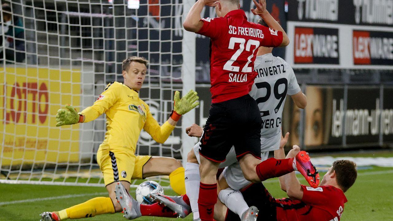 35. Bundesliga-Tor: Keiner war jünger als Kai Havertz - Bildquelle: 2020 Pool