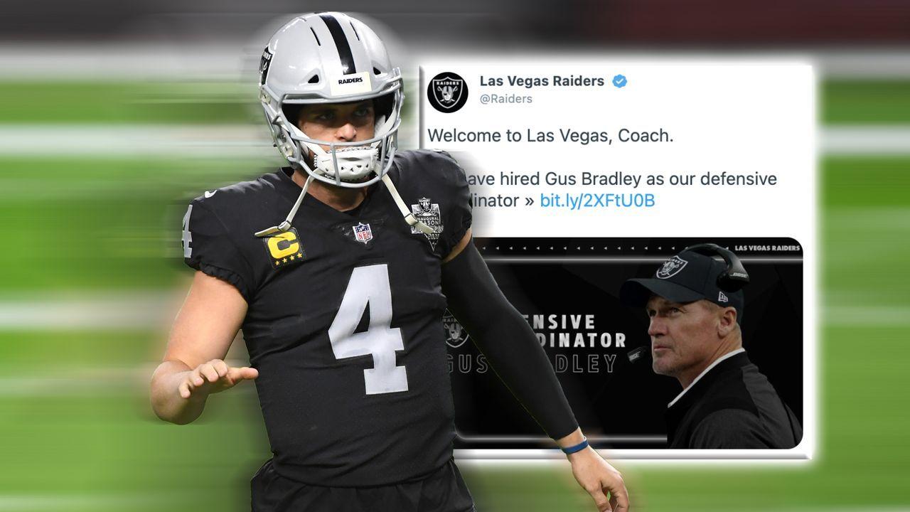 Raiders verpatzen Bekanntgabe von neuem Defensive Coordinator - Bildquelle: Getty Images