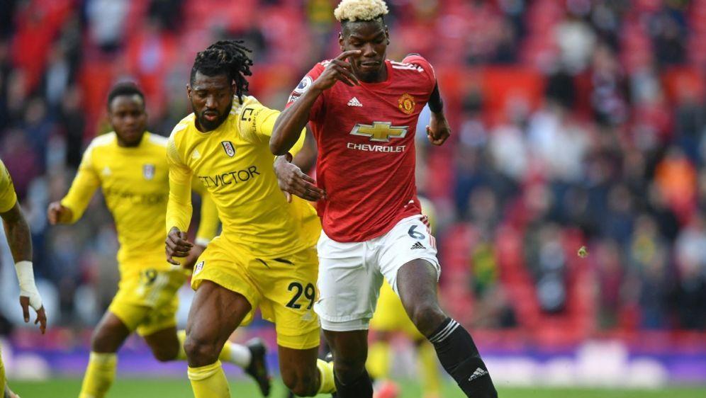 United muss sich mit einem Punkt zufrieden geben - Bildquelle: AFPSIDPAUL ELLIS