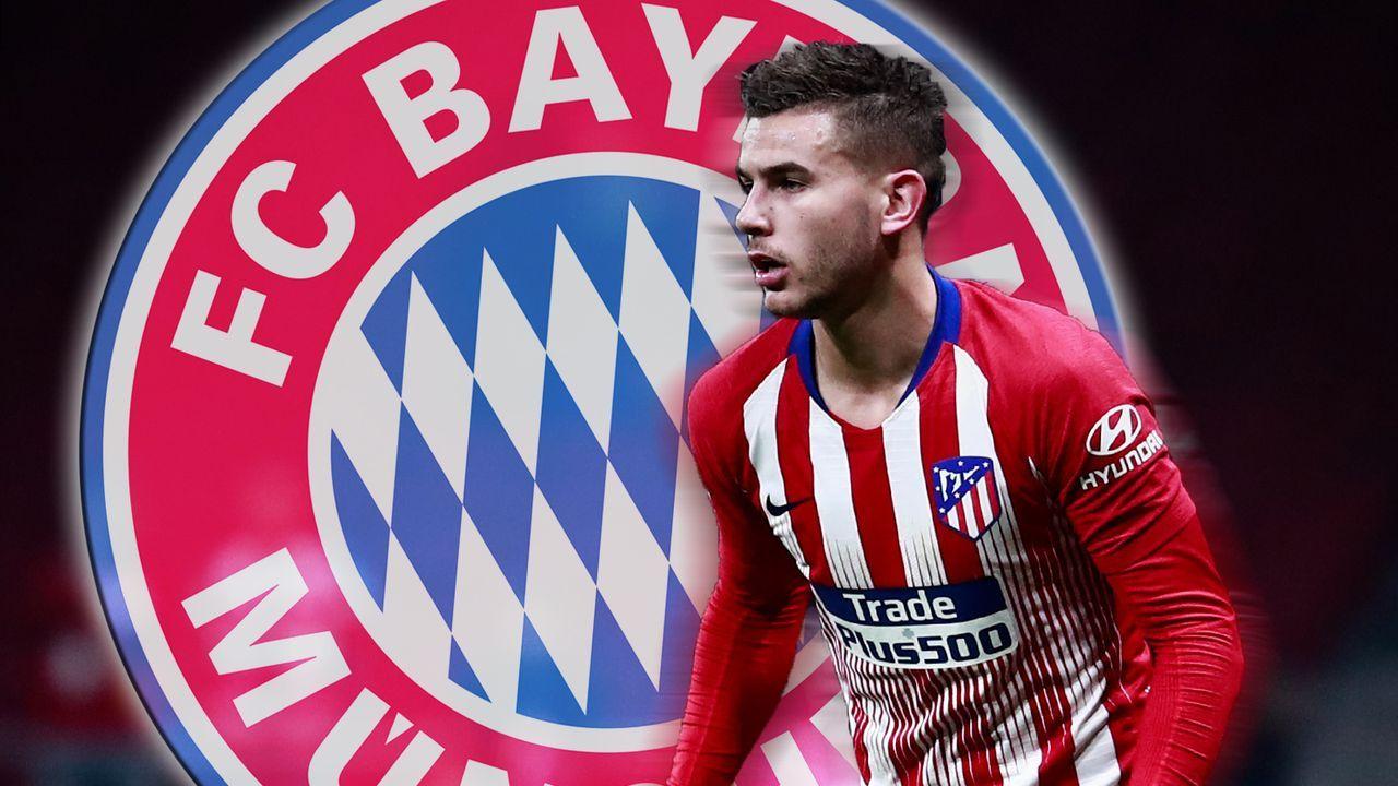 Lucas Hernandez: Der Rekordtransfer der Bayern im Portrait - Bildquelle: Getty Images