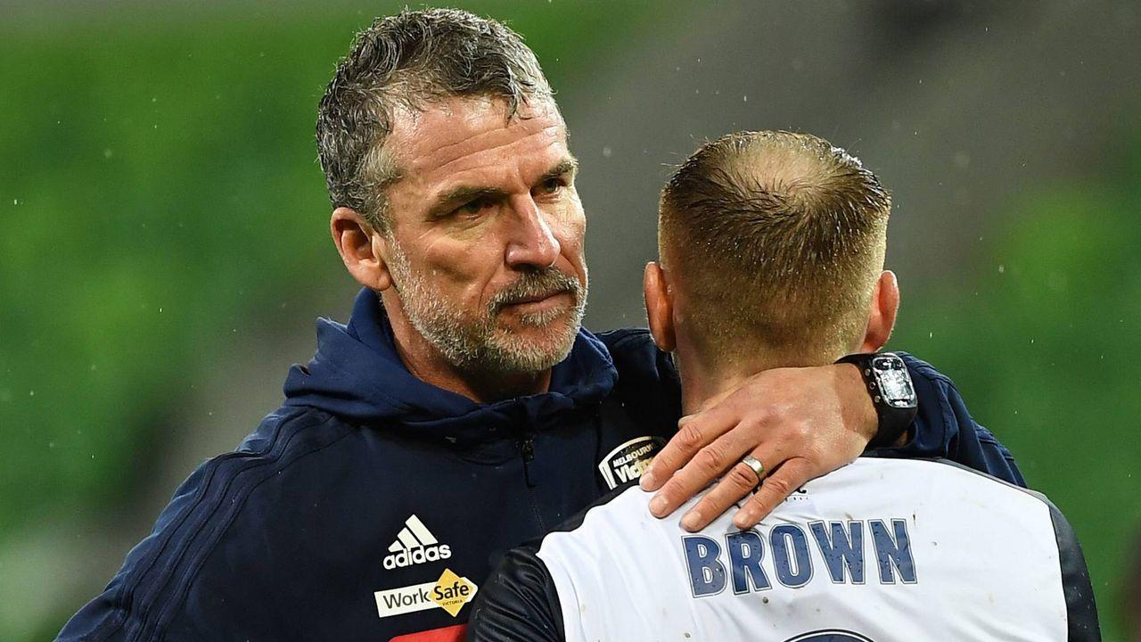 Marco Kurz (Trainer Melbourne Victory) - Bildquelle: imago images / AAP