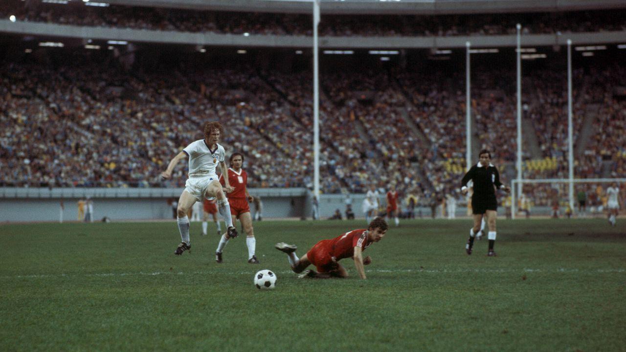Die DDR holte 1976 Gold - Bildquelle: imago sportfotodienst
