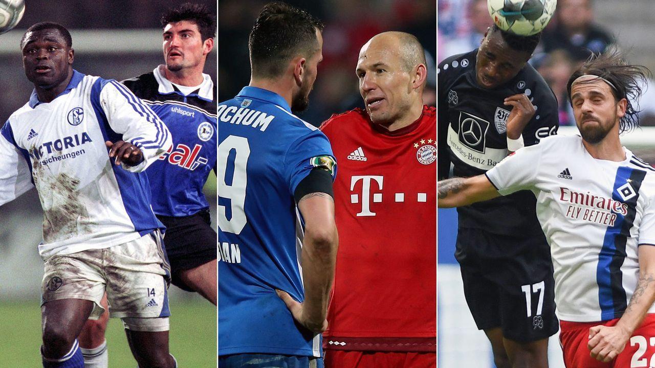 Kurioses und Wissenswertes zur 2. DFB-Pokal-Runde - Bildquelle: Imago