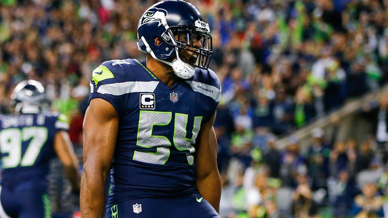 Bobby Wagner (Seattle Seahawks) - Bildquelle: 2017 Getty Images