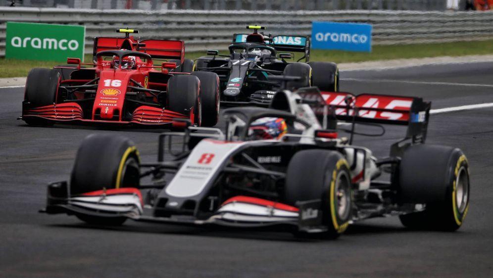 Heute startet das Formel-1-Wochenende in Silverstone. Alle Informationen zur... - Bildquelle: Imago
